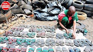 Mọi Người Đều Cười Vào Mặt Người Đàn Ông Châu Phi Cho Đến Khi Anh Ta Làm Điều Này | Top 10 Huyền Bí