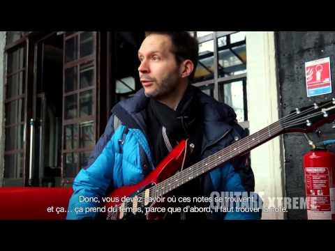 Paul Gilbert shred guitar lesson - Guitare Xtreme Magazine #56