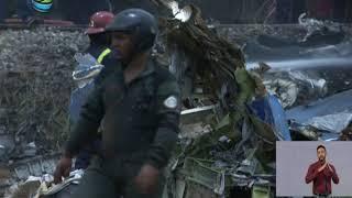Detalles ampliados sobre accidente de avión en La Habana (18-05-2018)