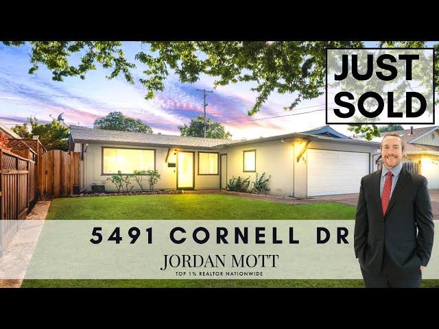 5491 Cornell Dr, San Jose, CA 95118   Jordan Mott
