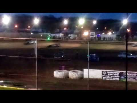 4/28/2018 Peoria Speedway Steel Block Late Model Feature