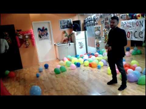Fun Carnival Dancing 2018 - Karaoke ΝΤΑΛΚΑΣ Night - Σχολή Μεταμόρφωσης