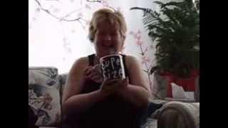 Funny Huge Mugs From Linda N Dan (dollarama) Christmas Gifts 2013 Linda Randall
