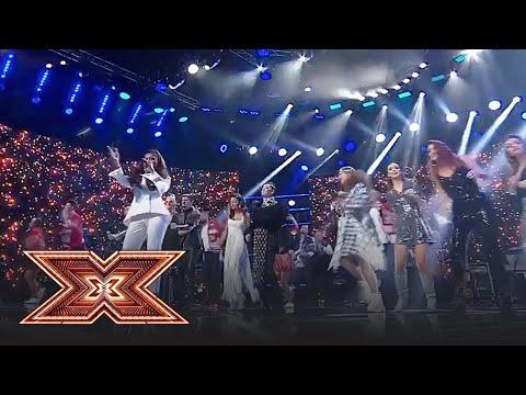 Concurenții X Factor România cântă melodia