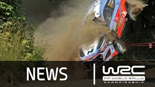 WRC - LOTOS 72nd Rally Poland 2015: Stages 18 - 19