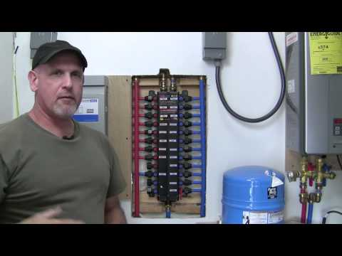 Viega ManaBloc Water Distribution Manifold