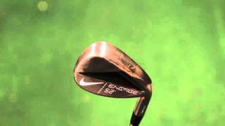 Golf club review - Nike Engage wedge