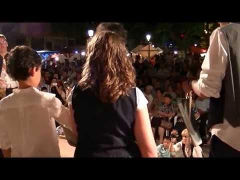 Percusión Escuela de Música y Danza Jornada Quijotesca Sábado 29 6 2013   Madridejos 2013 6