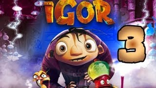 Igor : The Game (Wii, PC) ~ Walkthrough Part 3