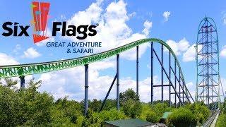 Six Flags Great Adventure Vlog June 2019
