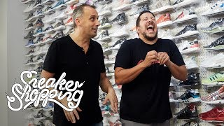Sneaker Shopping S7 • E16 Impractical Jokers Go Sneaker Shopping With Complex