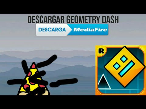 DESCARGAR GEOMETRY DASH LINK MEDIAFIRE