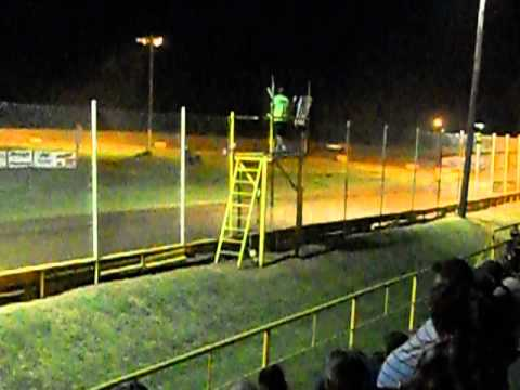 Texarkana 67 3rd place heat finish 8/7/2012 Factory Stock