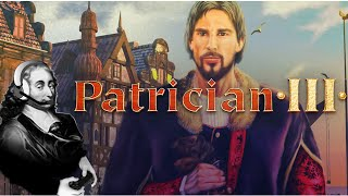 Let's play: Patrician 3 part 1