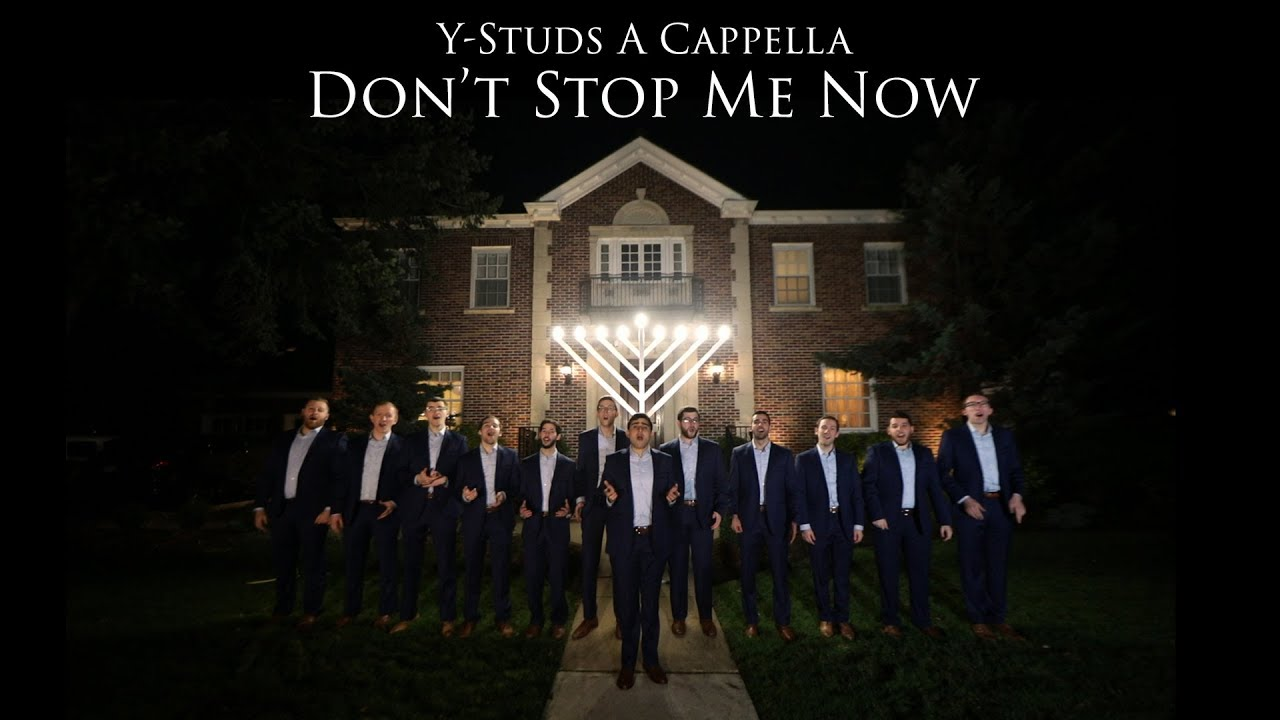 Y-Studs - Don't Stop Me Now: A Queen Hanukkah