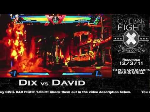 CIVIL BAR FIGHT: Ep.0 - VERSUS - UMVC3