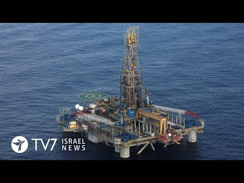 Israeli company signed an agreement to supply Egypt with natural gas. TV7 Israel News 20.02.18