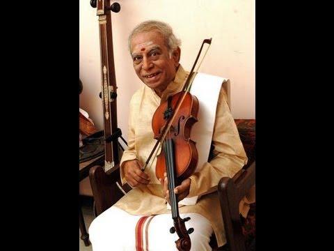 Lalgudi Jayaraman - Akhilandeshwari - Dwijavanthi - Muthuswamy Dikshitar