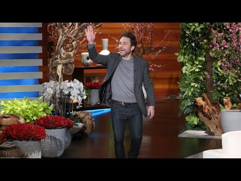 Charlie Day's Spider Scare and Ice Cube Excitement