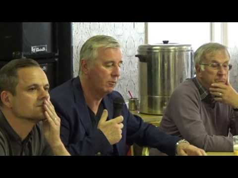 Fans Forum | Neil Kitching, Gary Cater John McMillian and Graham Mitchell | 11/06/16