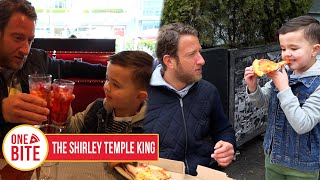 (The Shirley Temple King) Barstool Pizza Review - Remo's (Stamford, CT)