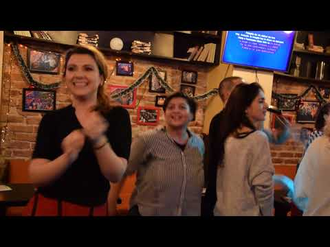 December 18th - Karaoke at Tunes Pub Bucharest