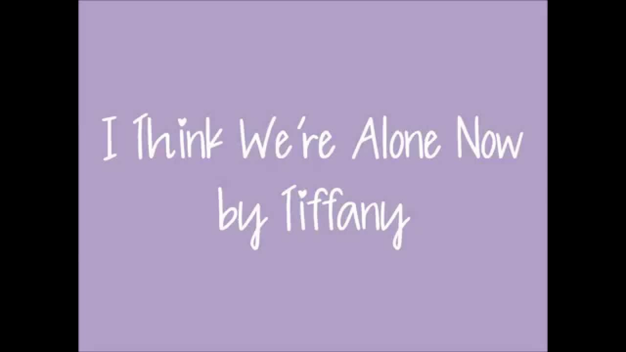 free download mp3 i think were alone now