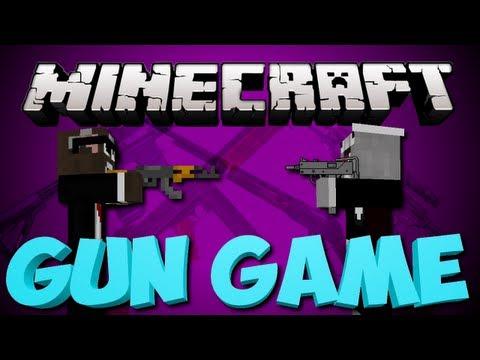 Minecraft New Epic Gun Game