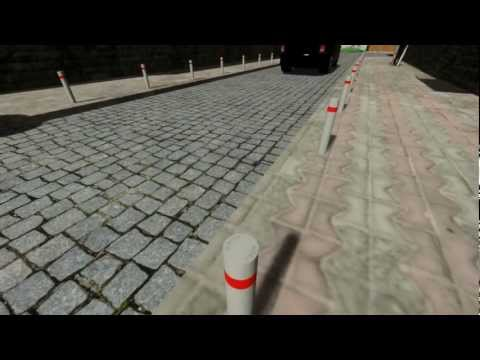 FIXED BOLLARDS - (Sabit Mantar Bariyer)