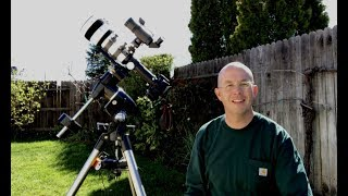 Astrophotography Tutorial:  Imaging Deep Sky Objects In The City
