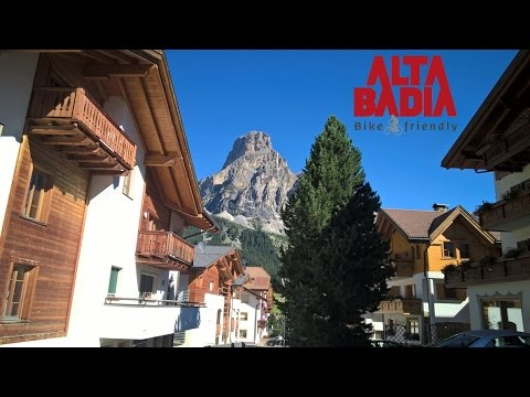 Alta Badia (Dolomites, Italy) - Hike & Bike - August - 2016