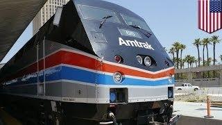Житель Орегона попал под поезд, пытаясь сделать селфи