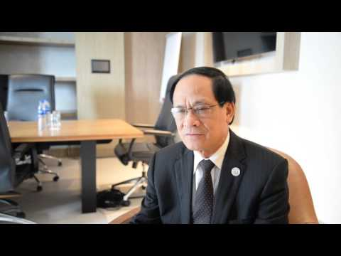 Interview with Asean Secretary-General Le Luong Minh