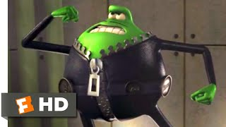 Flushed Away 2006   Le Frog Fight Scene 910  Movieclips