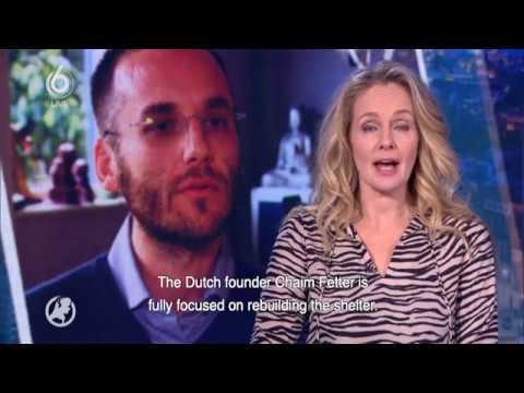 Peduli Anak in Dutch TV show Hart van Nederland on Talpa TV