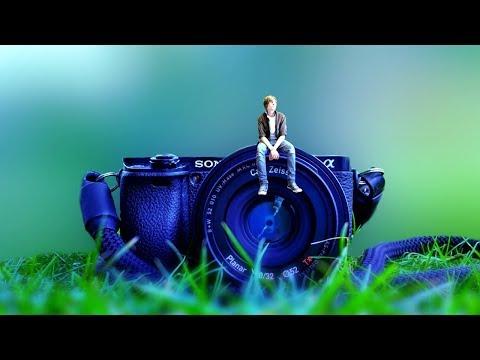 Picsart miniature effect | how to make miniature style effect in picsart | picsart tutorial