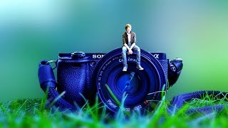 Picsart miniature effect | how to make miniature style effect in picsart | picsart tutorial