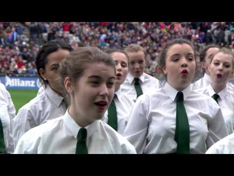 The Presentation School Choir - With or Without You