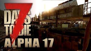 7 Days to Die #007 | Leben auf dem Schrottplatz | Gameplay German Deutsch thumbnail