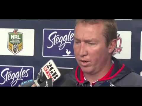 Roosters coach: painkillers are 'a big issue in the game'