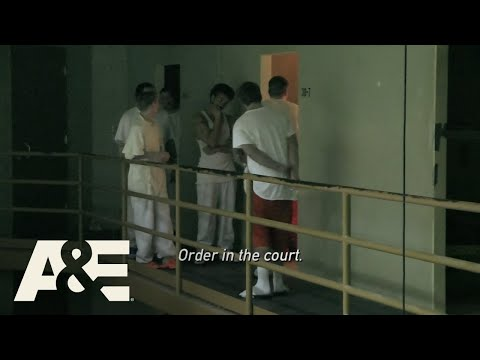60 Days In: Inmates Hold Court For Snitches (Season 2 Flashback) | A&E