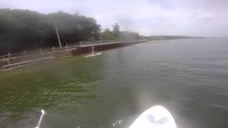 2014 Paddle Boarding Oyster Bay