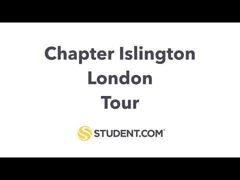 Chapter Islington - London Student Accommodation