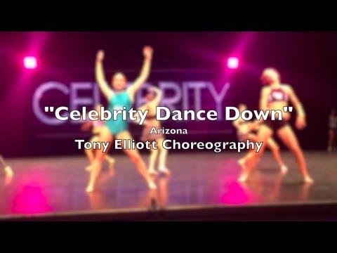 Celebrity Dance Down | Arizona | Tony Elliott Choreography