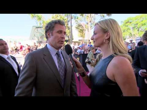 ANCHORMAN 2: THE LEGEND CONTINUES - Australian Premiere Red Carpet