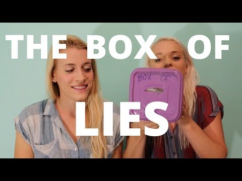 The Box of LIES