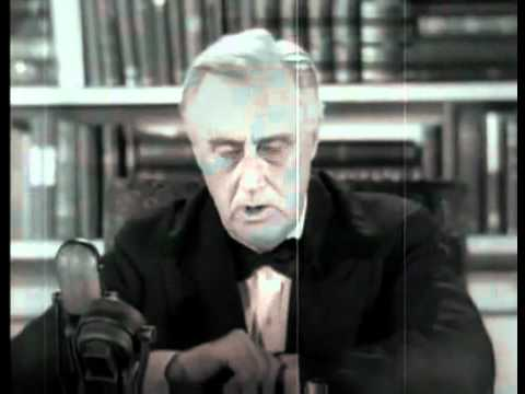 """FDR -  """"The Economic Bill of Rights"""""""