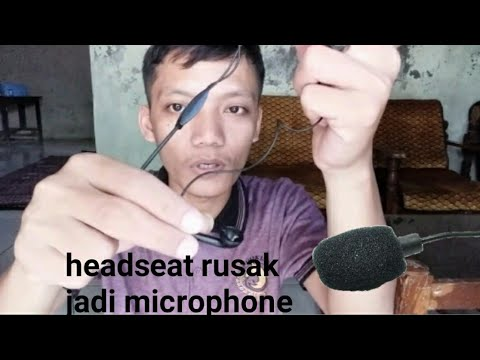 External Microphone From The Headseat