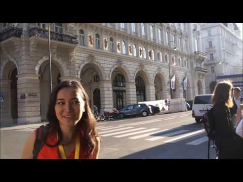 Trip to Vienna. [EYP-2016]