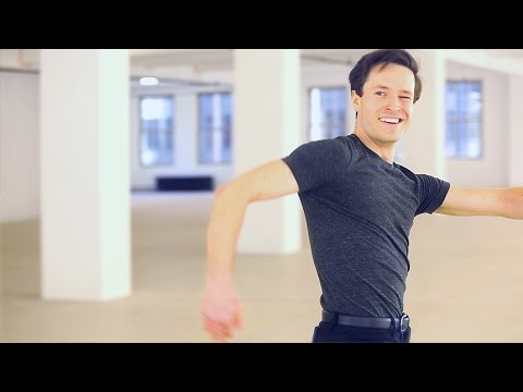 Cary Tedder Dances Through His Broadway Resume